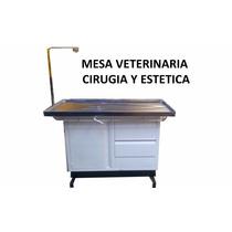 Mesa De Exploracion Veterinaria Estetica