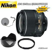 Lente Nikon Af-s 18-55mm F/3.5-5.6g Vrii El Mas Moderno !