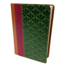 Biblia Letra Grande Tamaño Manual Con Referencias Verde Rv60