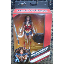 Dc Multiverse Wonder Woman Mattel Batman Dawn Of Justice