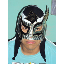 Mascara De Luchador Mizteziz Fusion Pentagon Jr P/adulto
