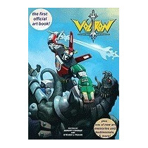 Voltron: Defender Of The Universe Official Art Book, Various