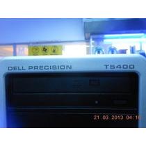Dell Precision T5400 Corequad 2.8 Gigas.