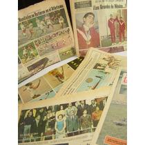 Publicaciones De Periódico De Olimpiadas México 68 1968