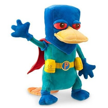 Peluche Perry El Ornitorrinco Disney Store 38 Cms Phineas