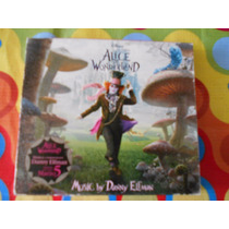 Alice In Wonderland Cd Soudtrack , Johnny Depp 2010