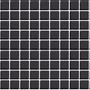 Mosaicos Decorativos Metálicos Negro Azulejo Cristal Castel