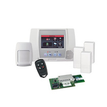 Panel De Alarma Inalambrico Con Modulo Wifi Honeywell