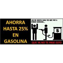 ¿quieres Ahorrar Hasta Un 25% Del Consumo De Gasolina? : )