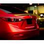 Spoiler Cajuela Mazda 3 Ultima Version 14-16 Poliuretano