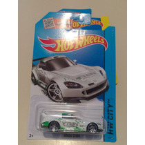 Hot Wheels De Coleccion 2015 Honda S2000