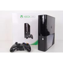 Xbox 360 Slim E Nuevo + Plus 6 Juegos Arcade Integrados