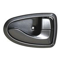 Manija Interior Dodge Verna 2004-2005-2006 Gris+regalo