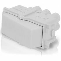 Interruptor Sencillo Blanco Abs Polipropileno Voltech 48132