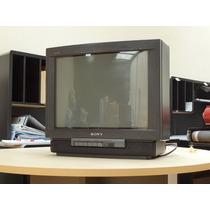 Televisión Marca Sony 21 Pulgas Modelo Kv-2137rs