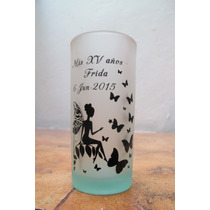 100 Vasos Personalizados, Para Boda, Xv Años, Toda Ocasion
