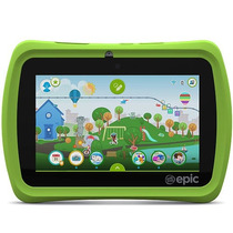 Leapfrog Epic 7 Inch 16gb Android-based Kids Tablet - Green