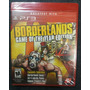 Borderlands Game Of The Year Edition (ps3) Fisico Nuevo