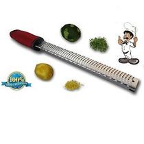 Microplane Limón Y Citrus Zester Para Su Hogar Cocina - Perf