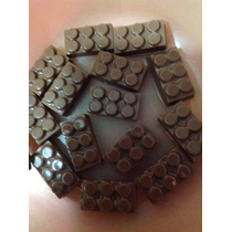 Chocolate De Figuras Legos Scouts Tortugas Mariposas Fiestas