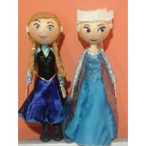 Frozen Centros De Mesa Elsa Olaf Fiesta Infantiles Fofuchas