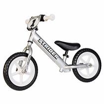Strider Aluminio Bicicleta Entrenadora Sin Pedales Para Niño