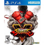 Street Fighter V Para Ps4 Disco Fisico Sellado Nuevo