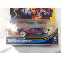 Dc Cómics Superman Hot Wheels En Subasta De $1.00
