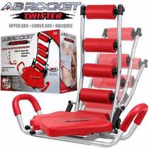 Abrocket Twister Aparato De Gimnasia Para Abdomen.