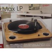 Tocadisco Ion Max Lp