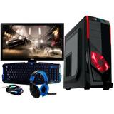 Pc Gamer Amd 10 Nucleos 8gb 1tb 20  Radeon R7 + Kit Gamer