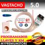 Vag Tacho 5 Programador Llaves Y Kilometraje Vw Audi Seat