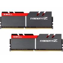 Memoria Ram Gskill Ddr4 8gb Trident Z Black 3200mhz 2x4