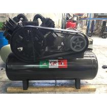 Compresor De 25 Hp De Piston Tanque De 500 Lts Horizontal
