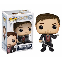 Captain Hook Funko Pop Once Upon A Time Serie Capitan Garfio