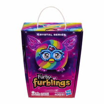 Furby Furbling, Arco Iris Crystal De Hasbro, Nuevo- Original