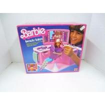 Barbie Muebles Vintage De Los 80s Beauty Salon De Belleza