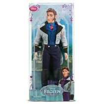 Principe Hans De Frozen Original Disney Collection