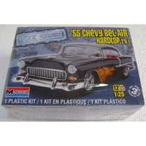 Auto ´55 Chevy Bel Air Hardtop Revell Esc.1/25 Nuevo