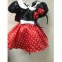 Disfraz Vestido Minnie Mouse