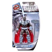 Steel Reign Of Superman Dc Comics Total Heroes