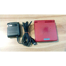 Consola Nintendo Gameboy Advance Sp Con Cargador