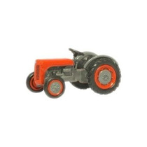 Diecast Model - Oxford 1:76 Red Ferguson Té Tractor