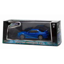 Greenlight Nissan Skyline 1/43 Rapido Furioso Fast Furious B