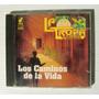 La Tropa Vallenata Los Caminos De La Vida Cd Mexicano 1995