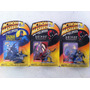 Lote D3 Batman, Legen Batman Y Catwoman Action Masters Metal