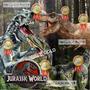 Kit Imprimible Jurassic World Invitaciones Candy Bar Y Más