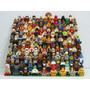 Minifiguras Compatibles Con Lego: Superman, Deadpool...1part