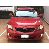 Corolla 2009 Xrs Automatico R16