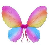 Disfraces De Primavera Ala De La Mariposa Del Traje Del Ala